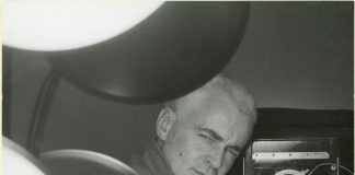 A self-portrait of George Platt Lynes