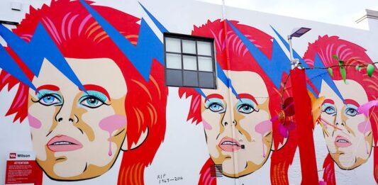 Street art | Photo by Xoë Hall